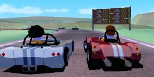 3D Rich Racer