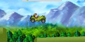 Monkey Kart Easy
