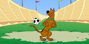 Scoobydoo Kickin it
