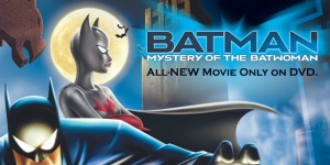 Batman the Mystery of Batwoman