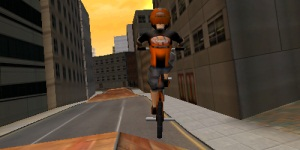 3D Street Ride