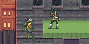 Ninja turtles - Double damage