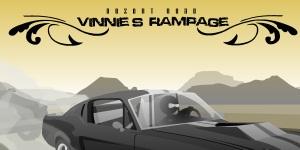 Vinnies Rampage - Desert Road