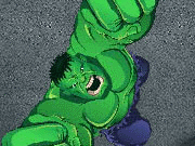 Hulk the green monster